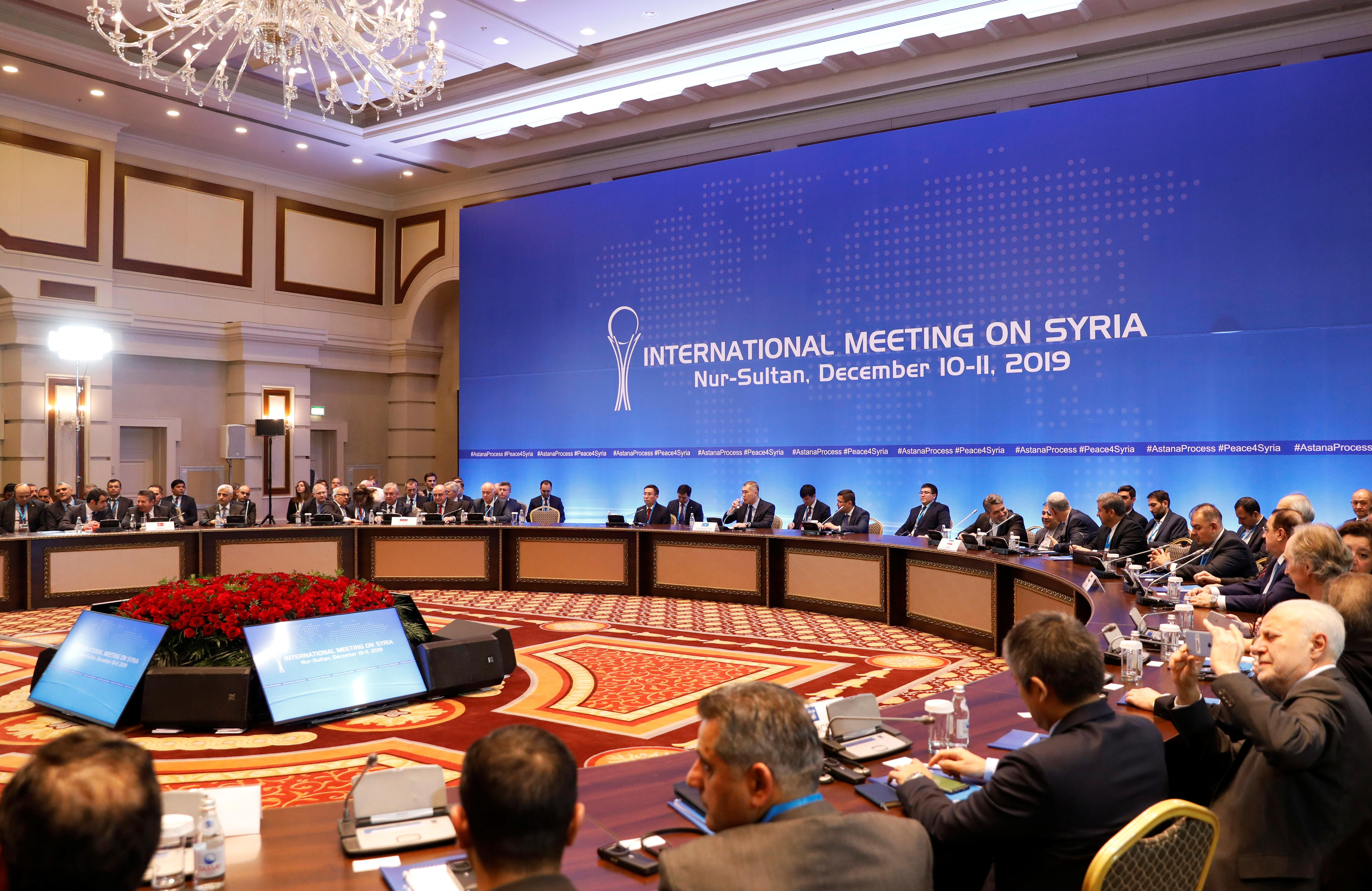 Russia, Turkey and Iran express concern about militants in Syria's...
