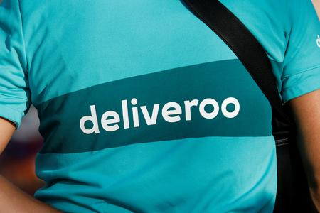 Amazon's Deliveroo deal put in jeopardy by UK regulator's 'serious concerns'