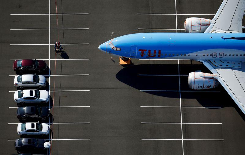 TUI says 737 MAX grounding could cost it 400 mln euros in 2020