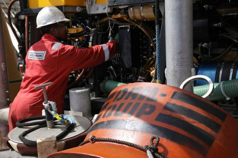 Ghana company says it discovers 1.5 bln barrels of offshore oil