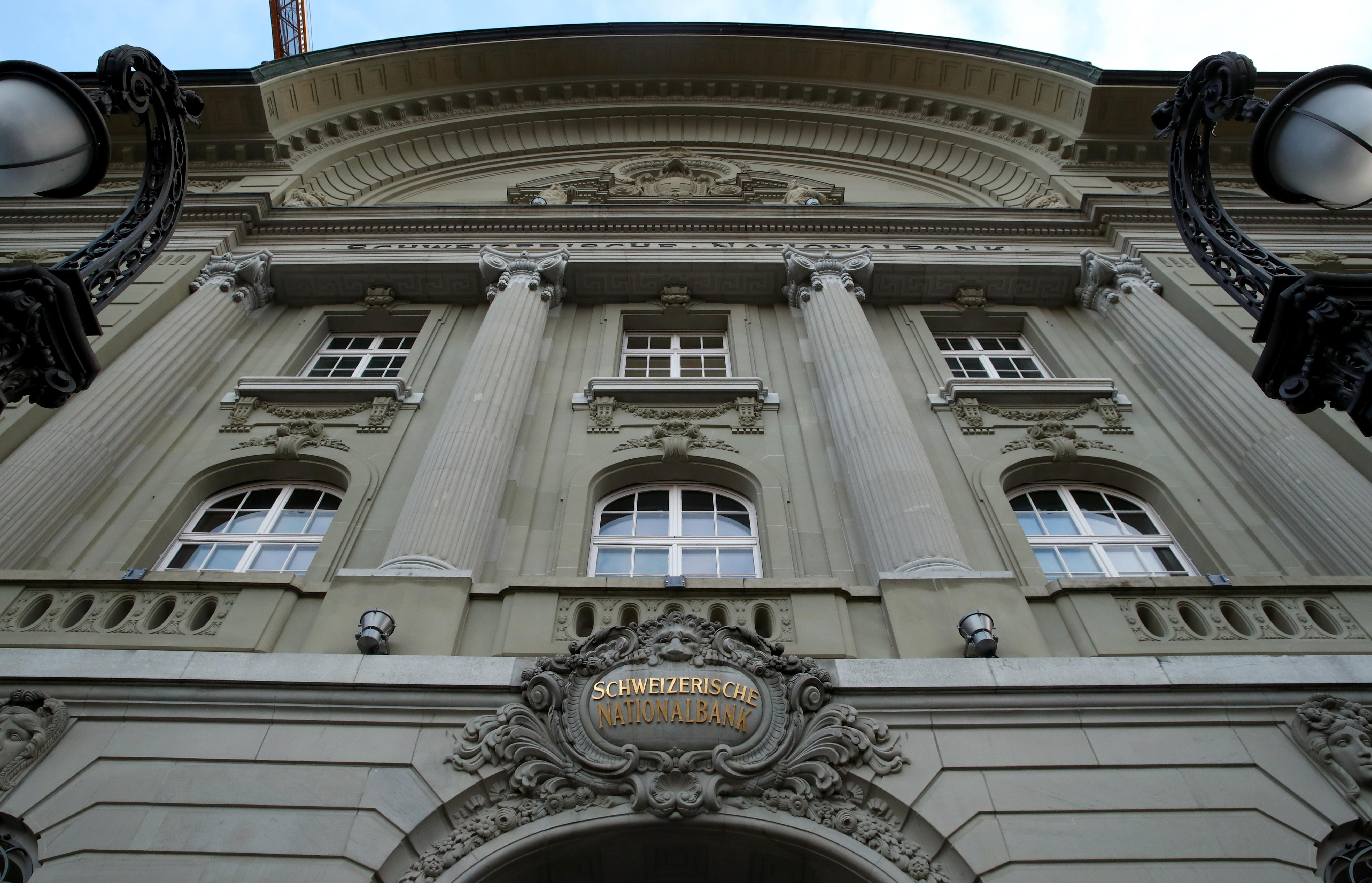 Swiss National Bank resistant to using reserves to fight climate...