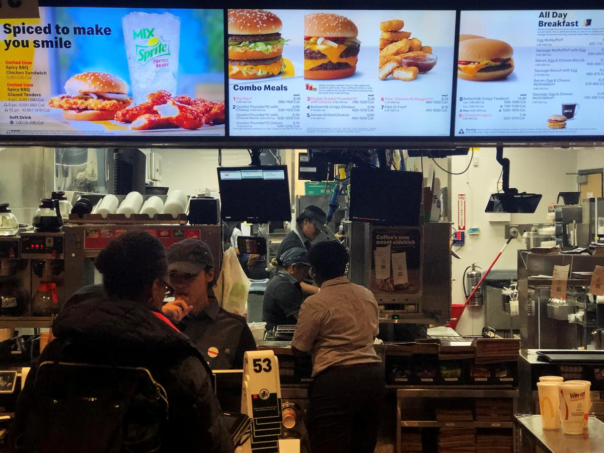 U.S. labor board approves McDonald's bid to settle case by...