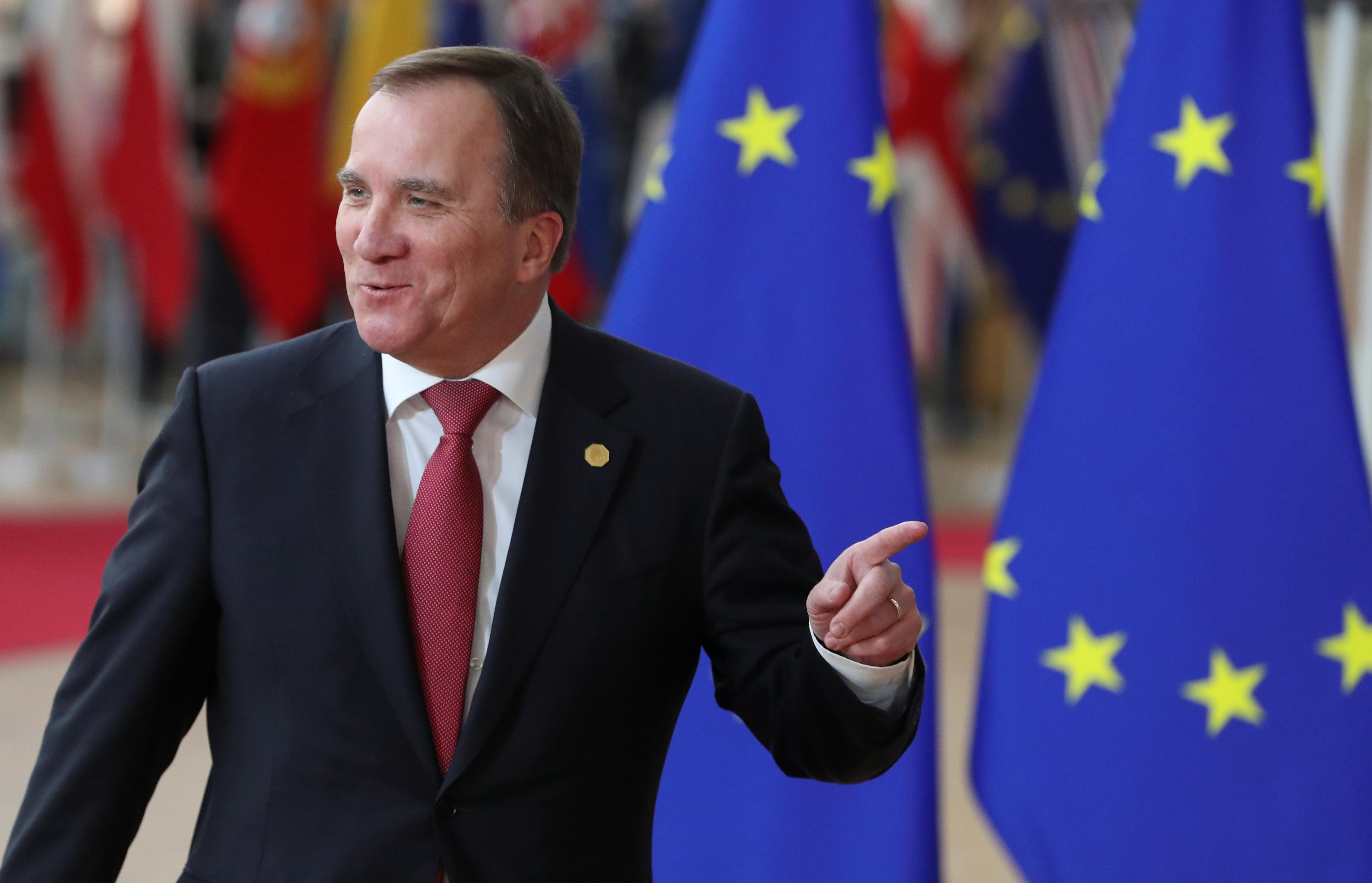 Sweden PM: Brexit will happen now, little time for trade deal