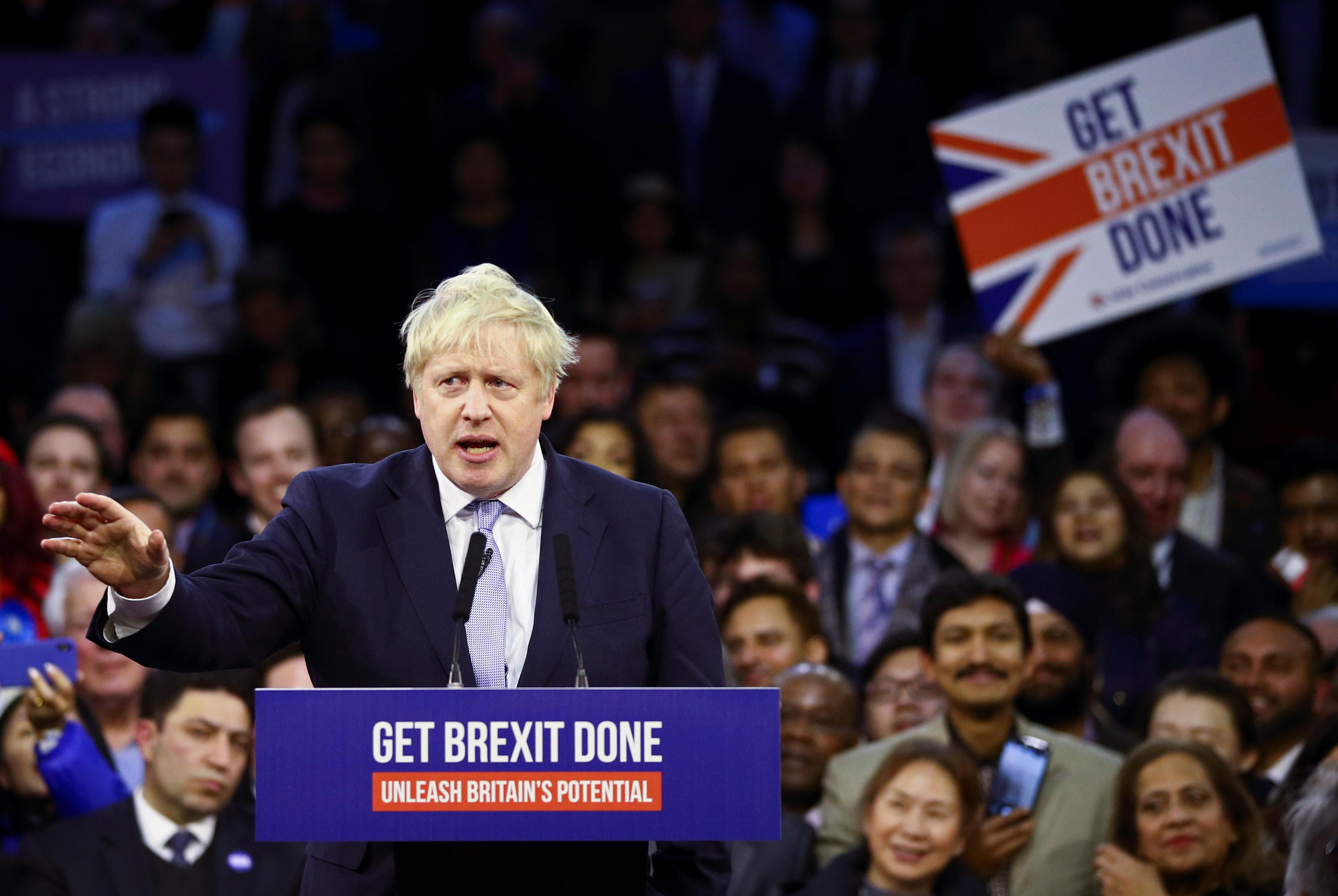Explainer: Reality check for Johnson's Brexit - it's just the...
