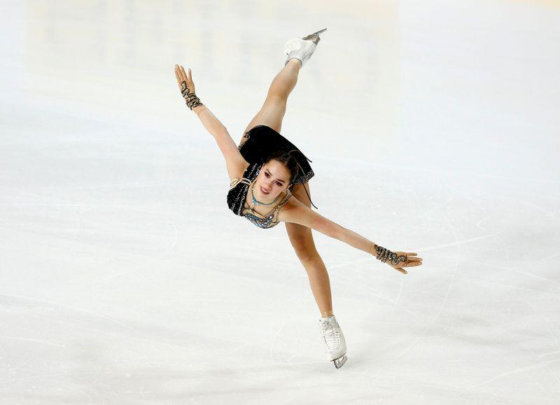 Zagitova takes break from competition