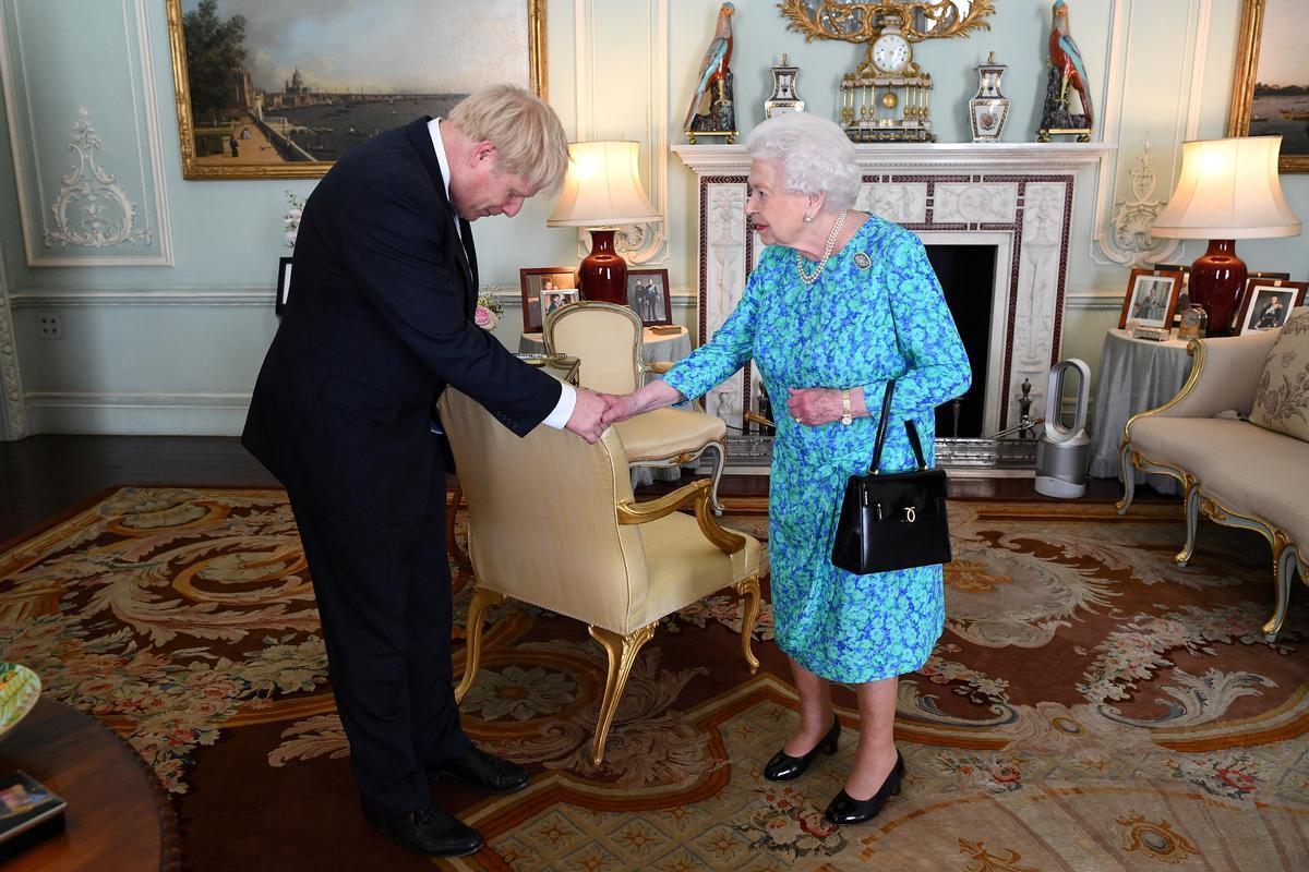 Queen Elizabeth to set out UK PM Johnson's agenda on Thursday