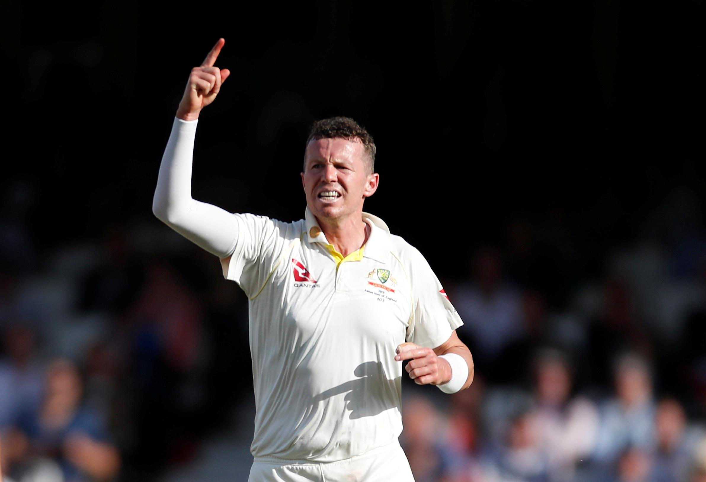 Siddle considered as Australia eye five-pronged attack for Melbourne