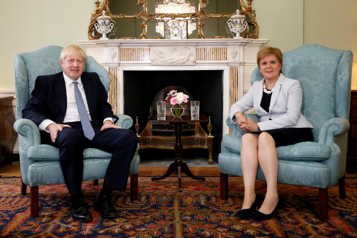 Explainer: A fractured kingdom - Scotland's paths to independence