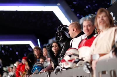 'Star Wars: The Rise of Skywalker' premiere