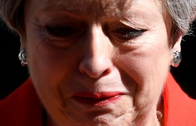 Pictures of the year: UK politics