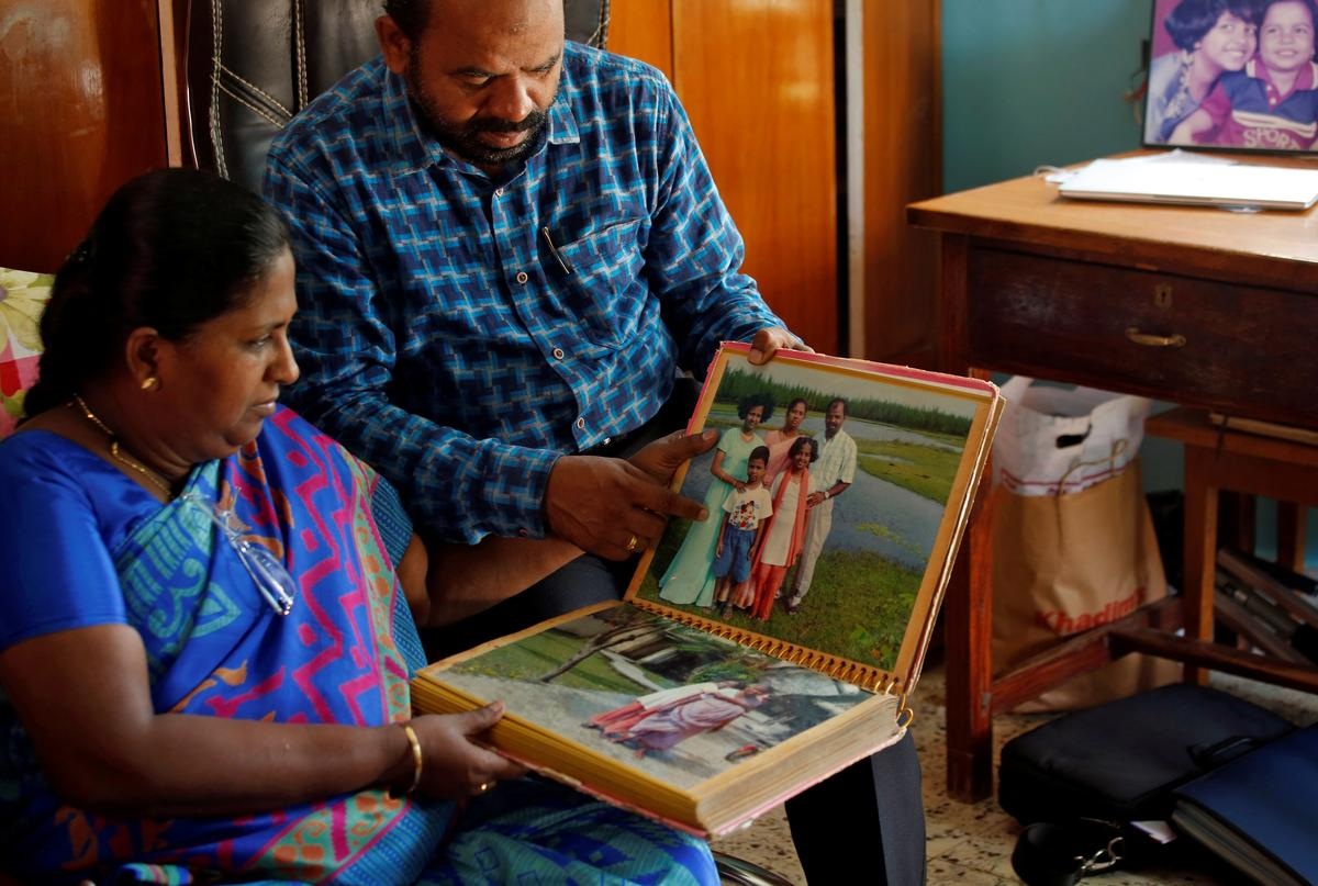 An orphanage called Hope: Indian couple rebuilds lives after losing own children to tsunami
