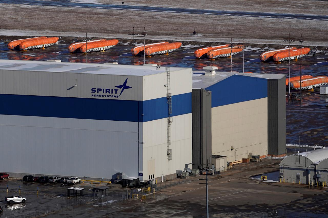 Resultado de imagen para 737 max Spirit Aerosystems