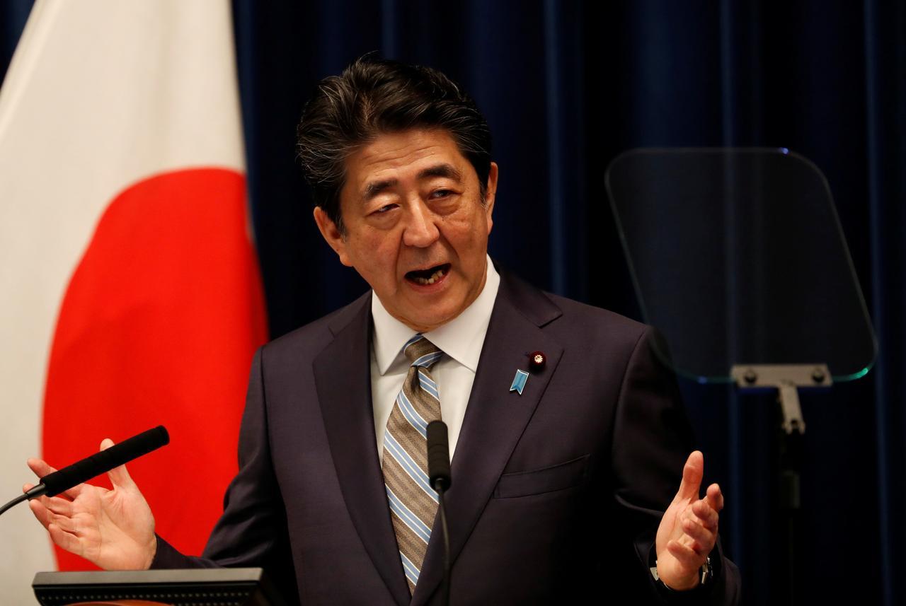 韓国側の責任で解決策を示すべき=徴用工問題で安倍首相 - ロイター