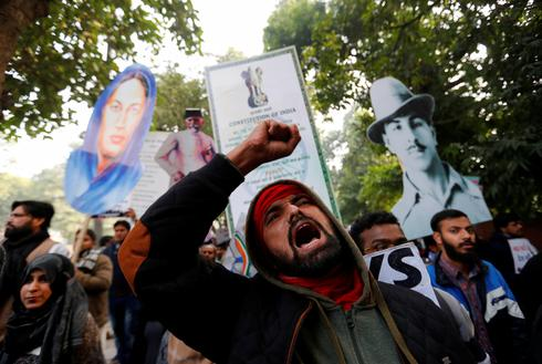 Outrage against India's new citizenship law