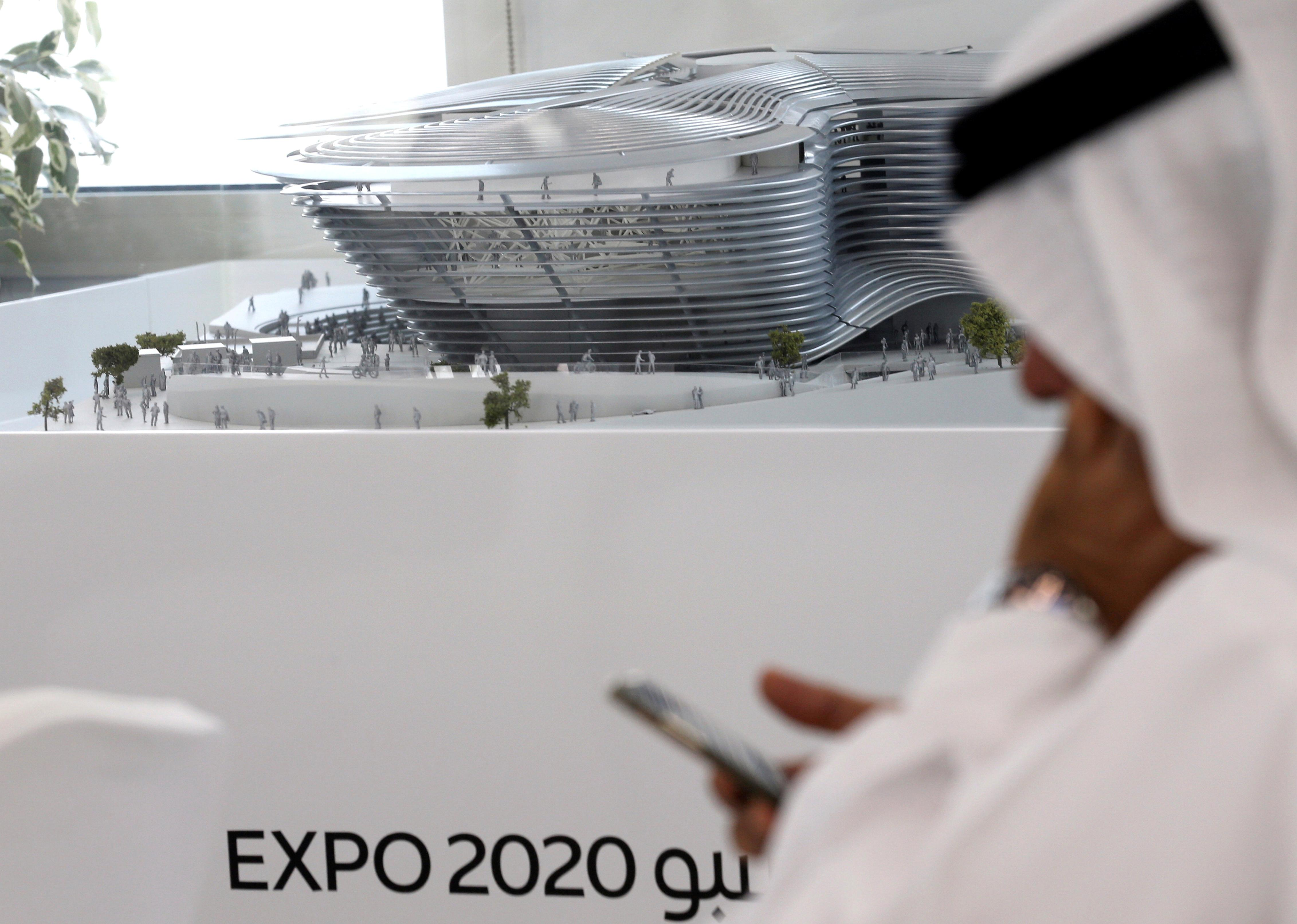 Dubai budget sets record spending to boost growth ahead of Expo 2020