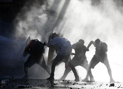 Chile rocked by months of riots over inequality