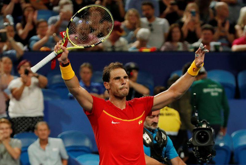 Djokovic, Nadal march on with convincing wins at ATP Cup