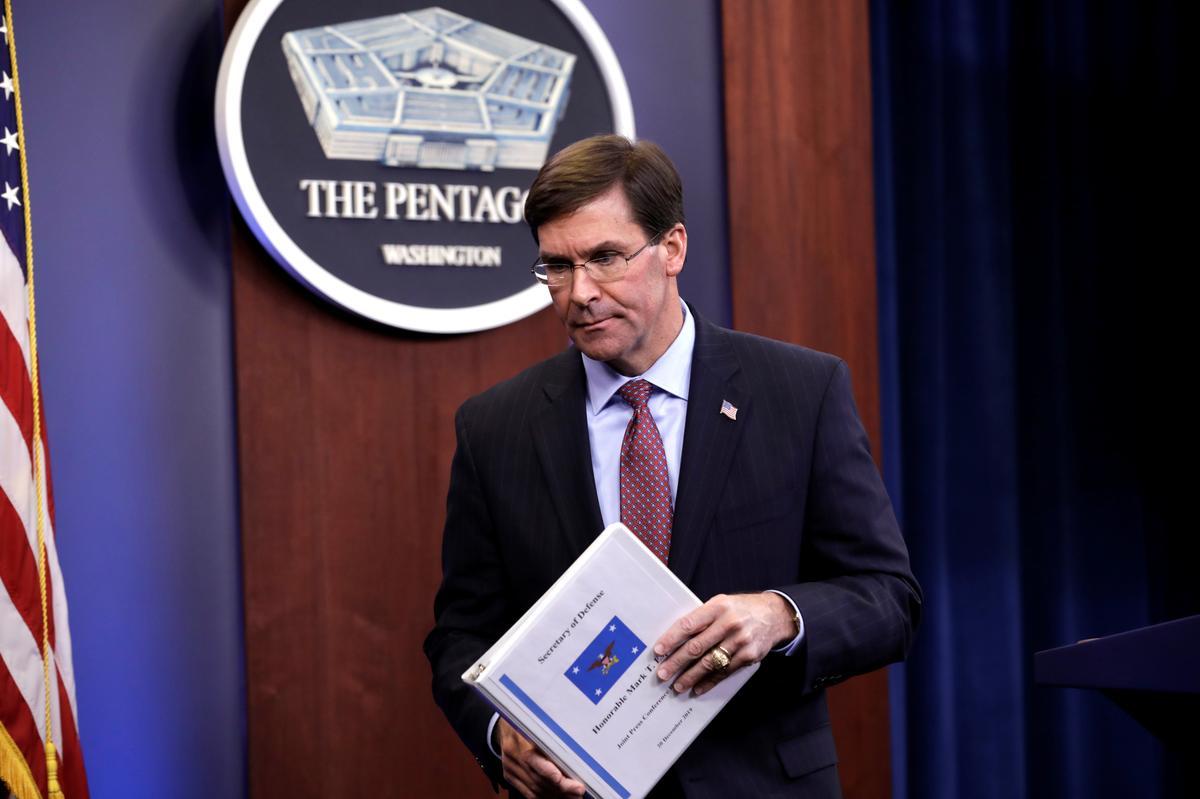 Pentagon says will not break law of war, despite Trump threat