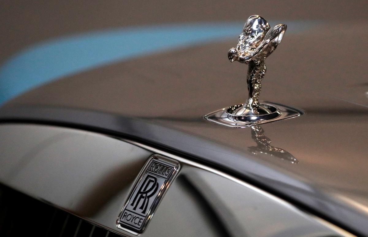 Carmaker Rolls-Royce annual sales surge 25%