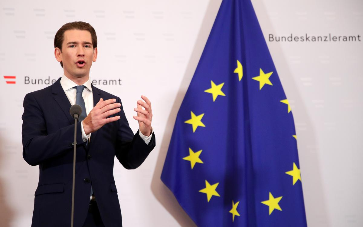 Austria's Kurz back in power with Greens after far-right fiasco