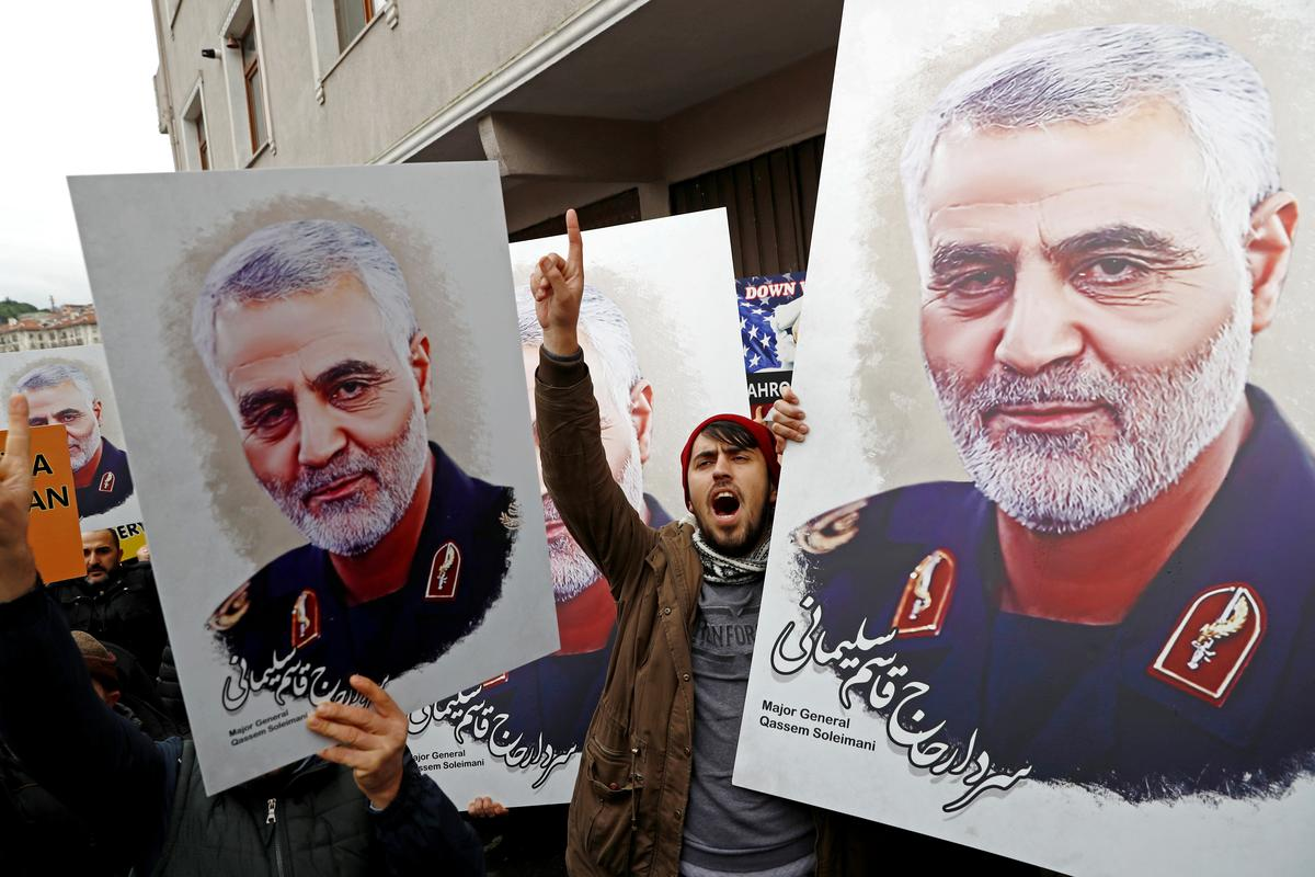 Kosovo arrests Iran supporter over comments after Soleimani's death
