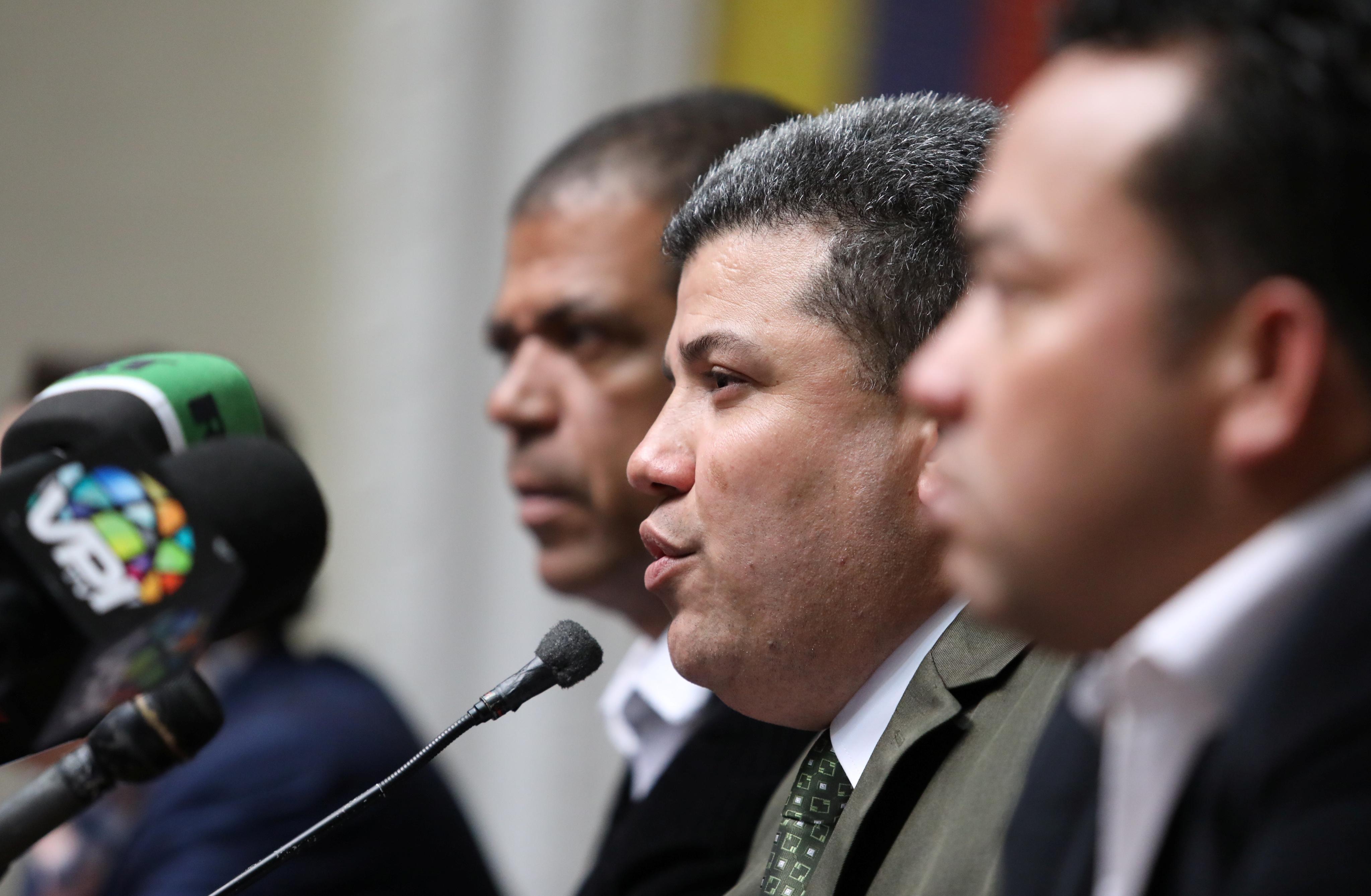 Exclusive: U.S. mulls sanctions against Venezuelan lawmakers over...