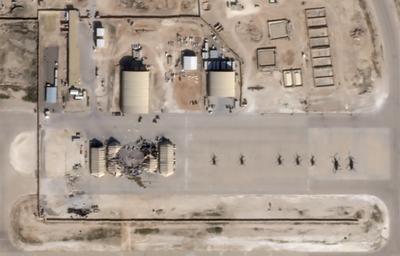 Iranian missiles target U.S. troops in Iraq