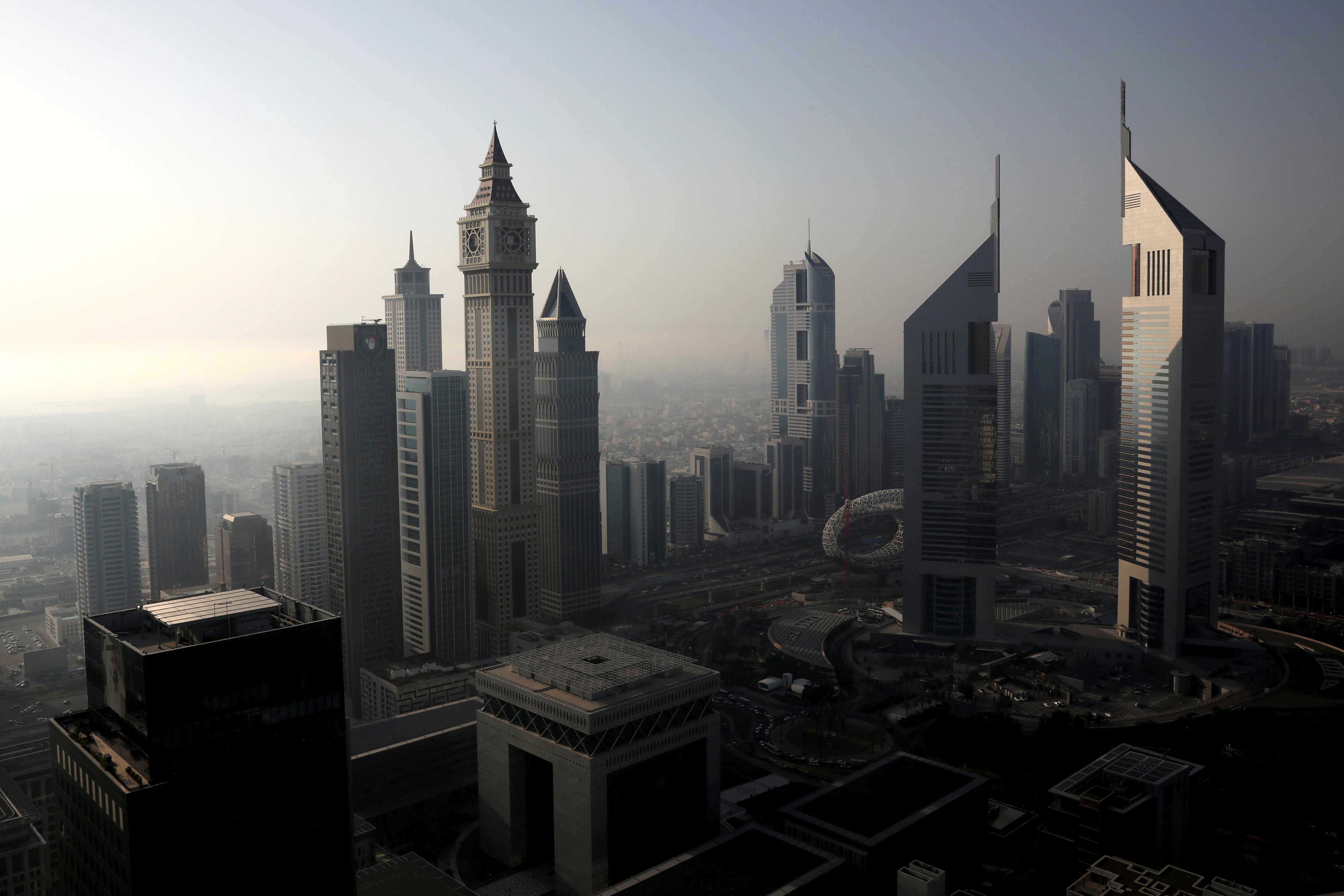 First Abu Dhabi Bank to auction Al Jaber's Dubai Shangri-La hotel:...