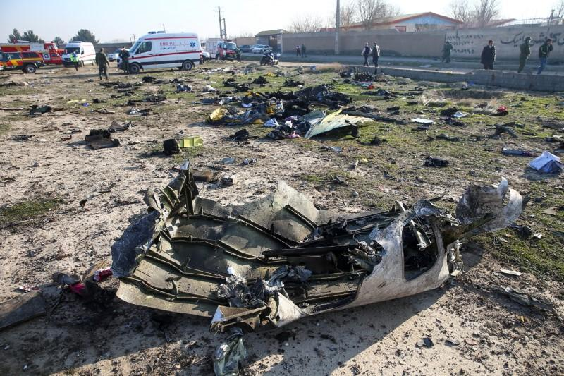 France, others line up to probe plane crash in Iran blamed on missile