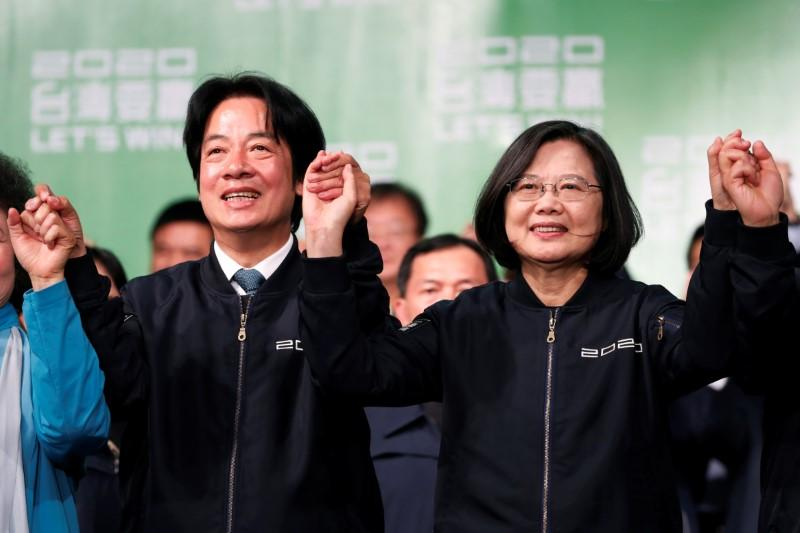 China says will not change position on Taiwan after landslide election