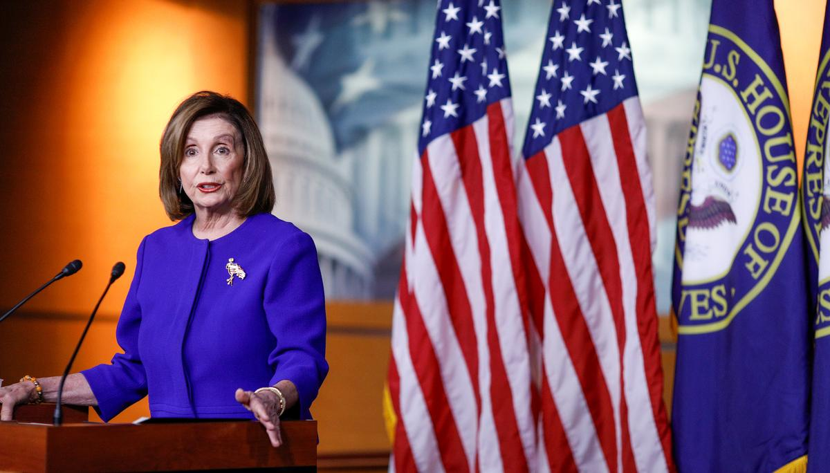 Pelosi says Republicans will pay price for denying impeachment...