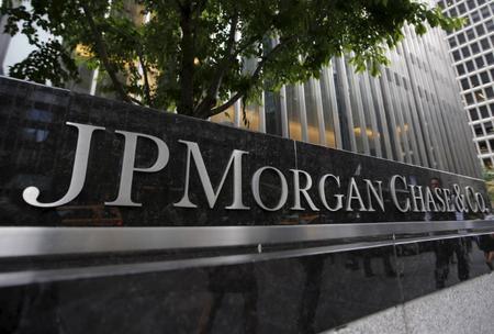 JPMorgan posts record annual profit as bond trading rebounds