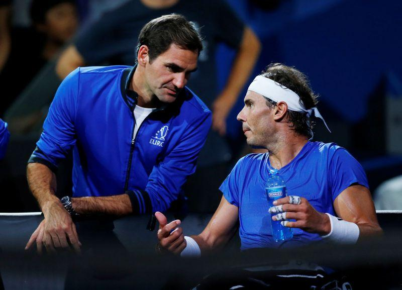 Federer, Nadal kick in $170,000 for Australian bushfire relief