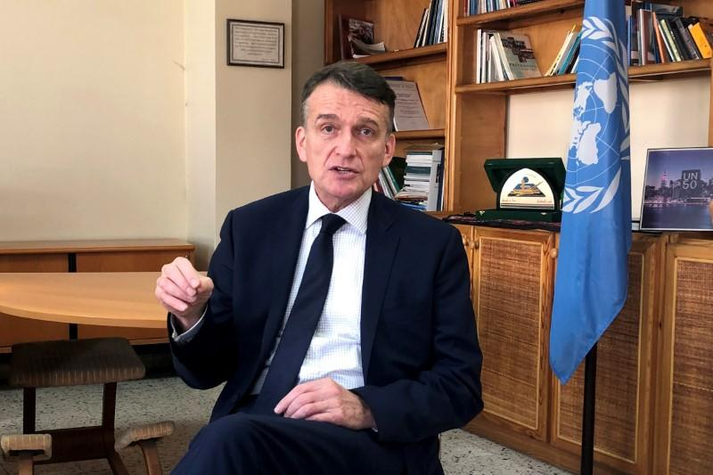 Acting head of U.N. Palestinian agency says 'difficult' year ahead,...