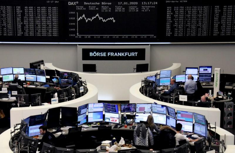 Europe Inc. eyes end to corporate recession in fourth quarter