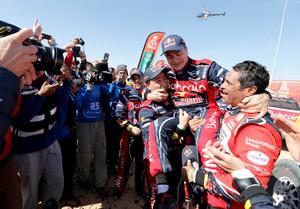 Best of Dakar Rally 2020