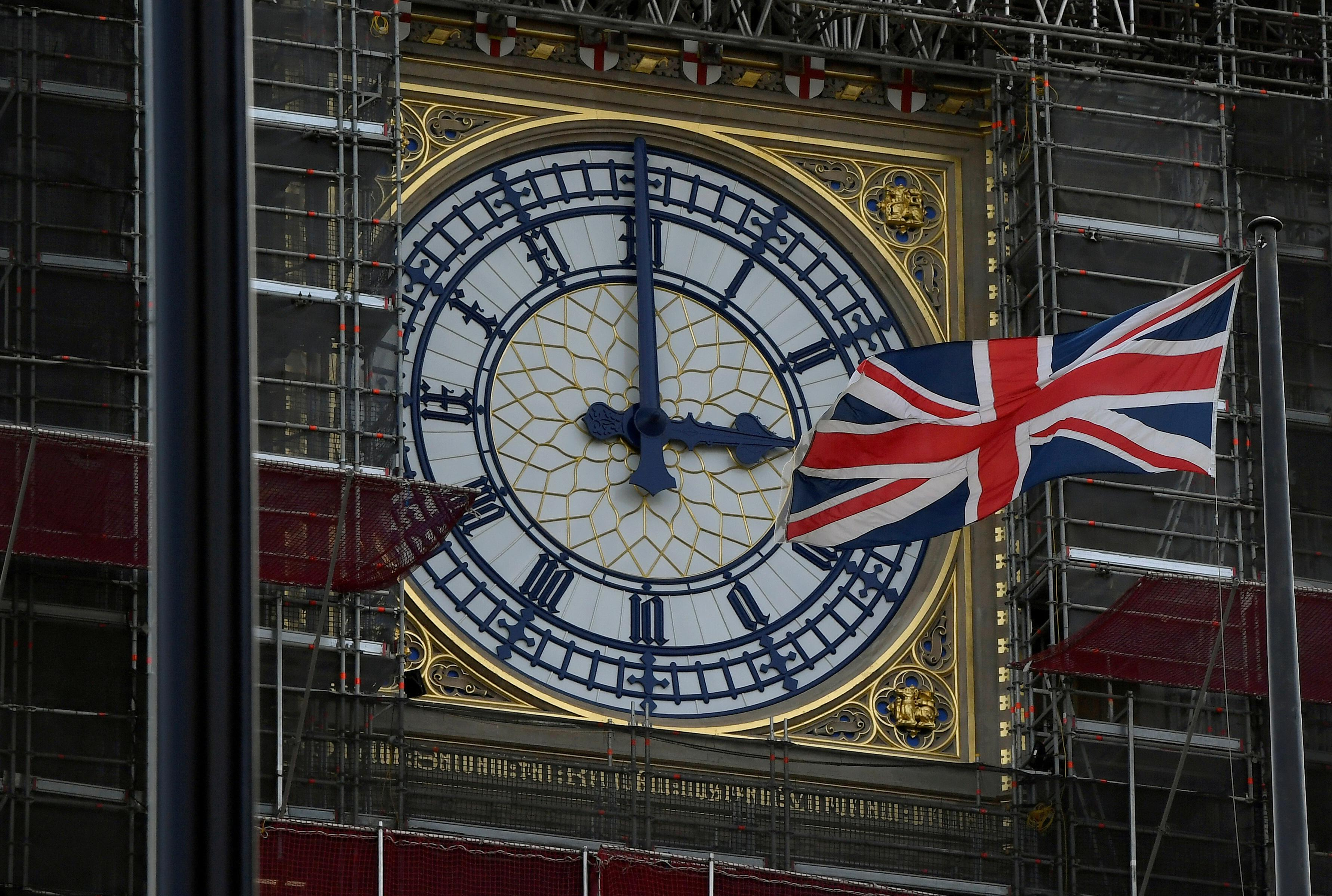No Big Ben bongs: UK government plans light show to mark moment of...