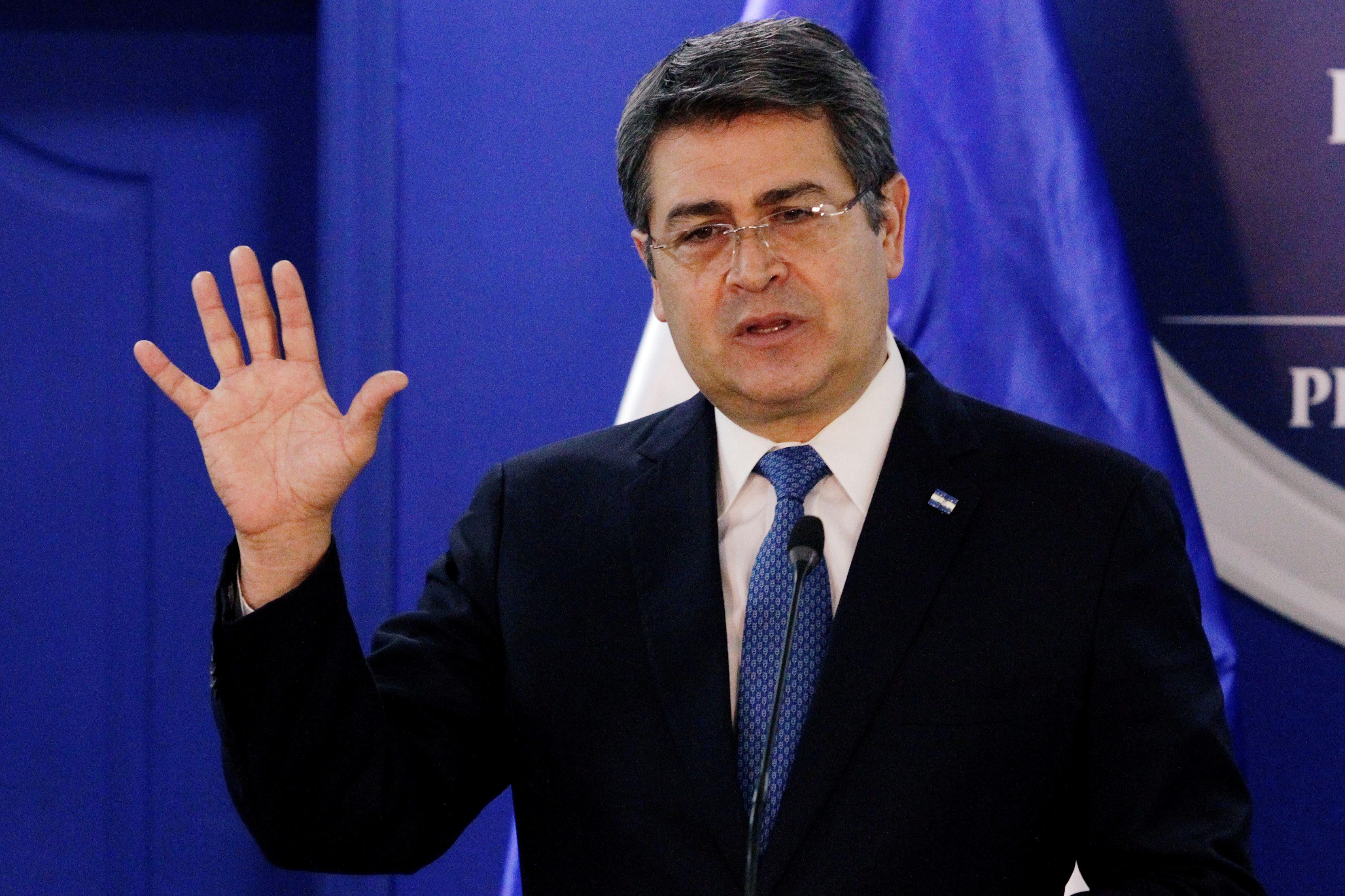 Honduras vows to fight corruption after ending anti-graft body's...