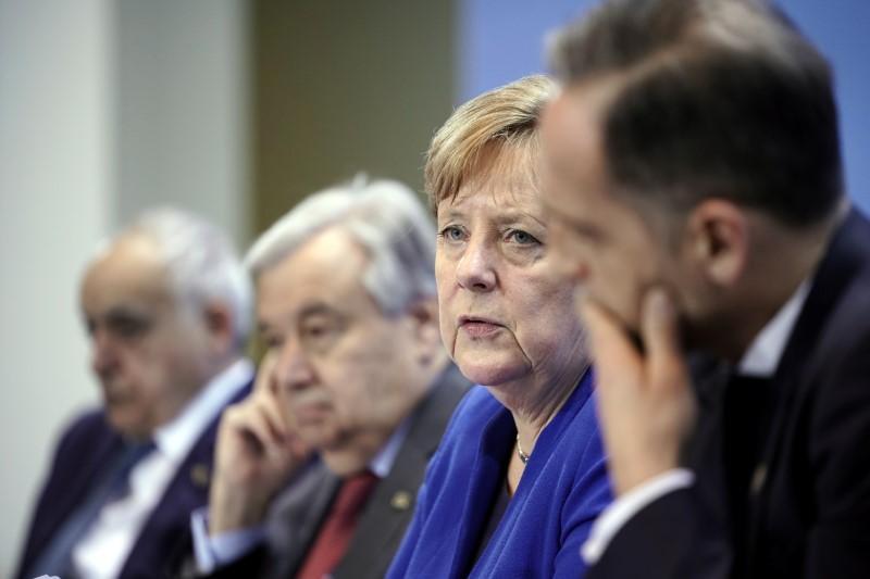 Libya summit in Berlin agrees to strengthen arms embargo - Merkel