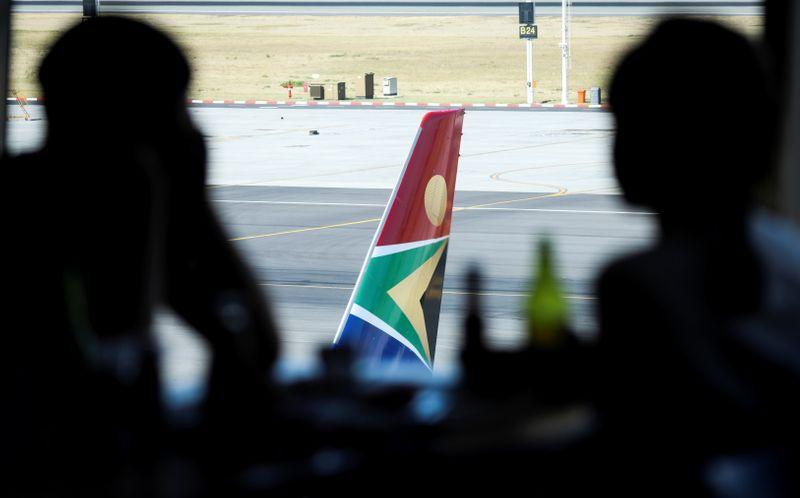 South Africa tries to secure funding for struggling SAA