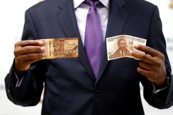 Kenyan shilling stable, underpinned by commodity flows