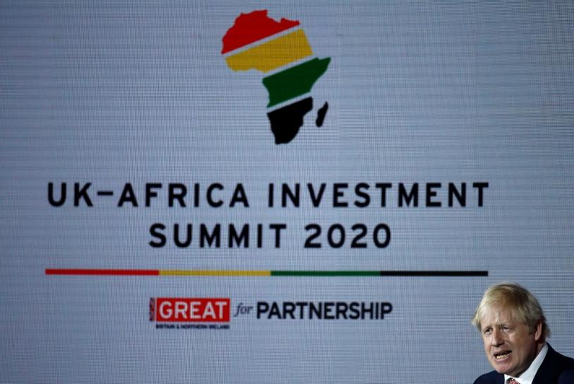 As Brexit nears, Johnson pushes for deeper trade ties with Africa