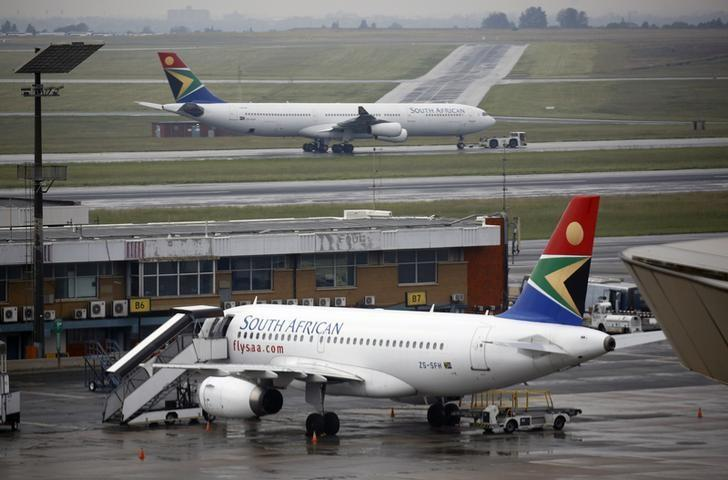 South African Airways says flights operating normally after bailout talks stall