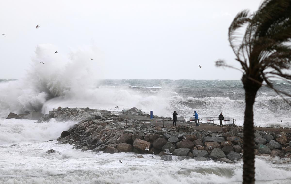 Three die in Spain's Storm Gloria