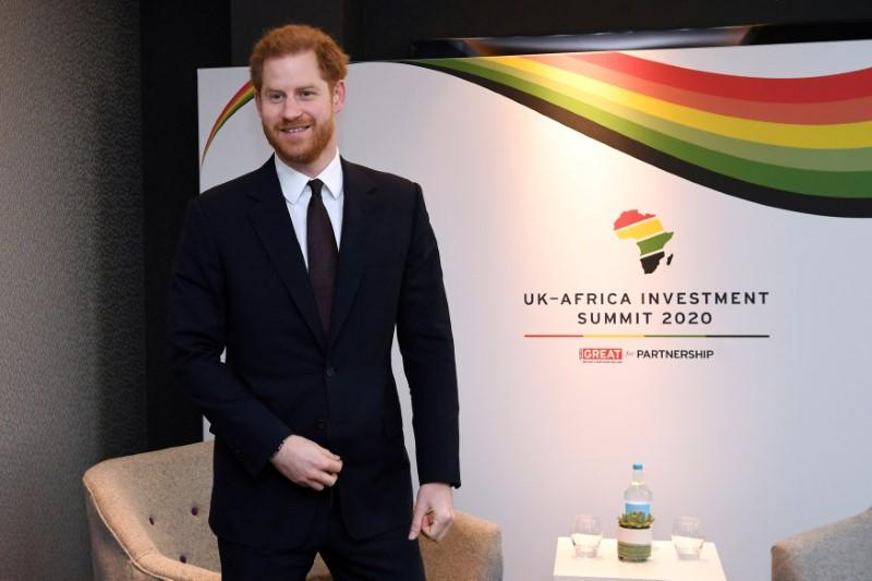 Britain's Prince Harry leaves for Canada on Monday evening: The Telegraph