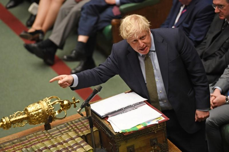 Johnson defeated on Brexit legislation for first time since election