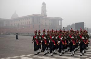 Run-up to Republic Day