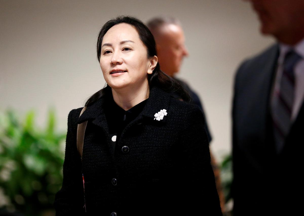 Huawei CFO's legal team to contest U.S. extradition in day 2 of Canada hearing