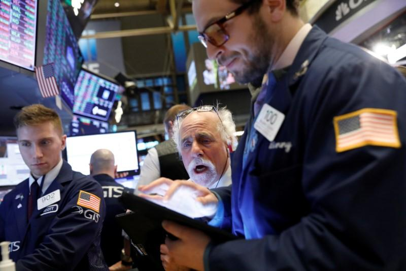 Wall Street opens lower on China virus outbreak, growth worries