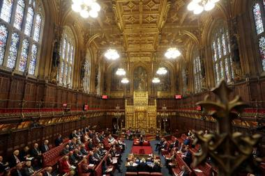 House of Lords considers European Withdrawal Agreement Bill